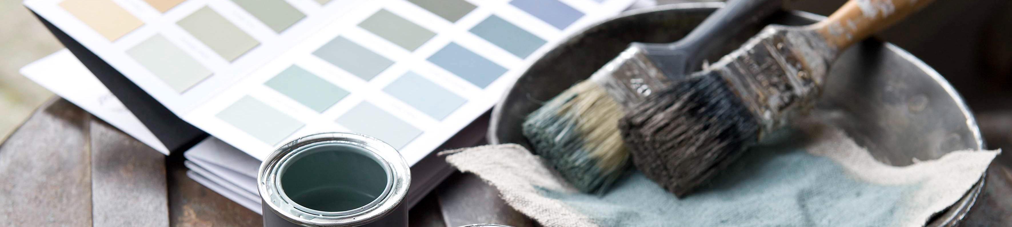 Pure original verf in 140 kleuren sterdealer van pure original - Kleurkaart kleur interieur verf ...