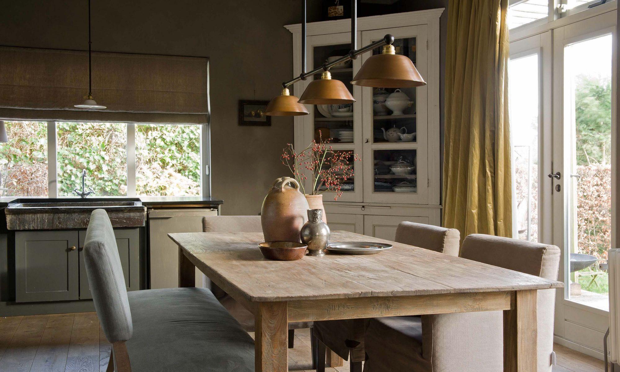 Stoer Landelijk Interieur : Landelijke stoere keukens badkamerkast apeldoorn landelijk