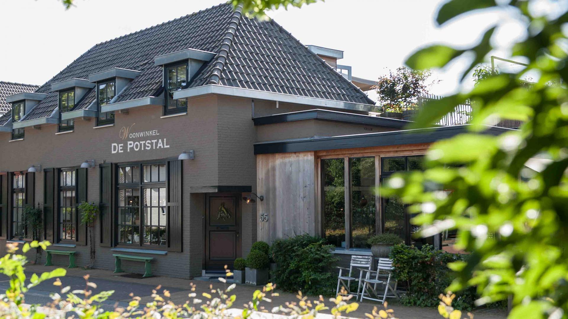 Woonwinkel de Potstal
