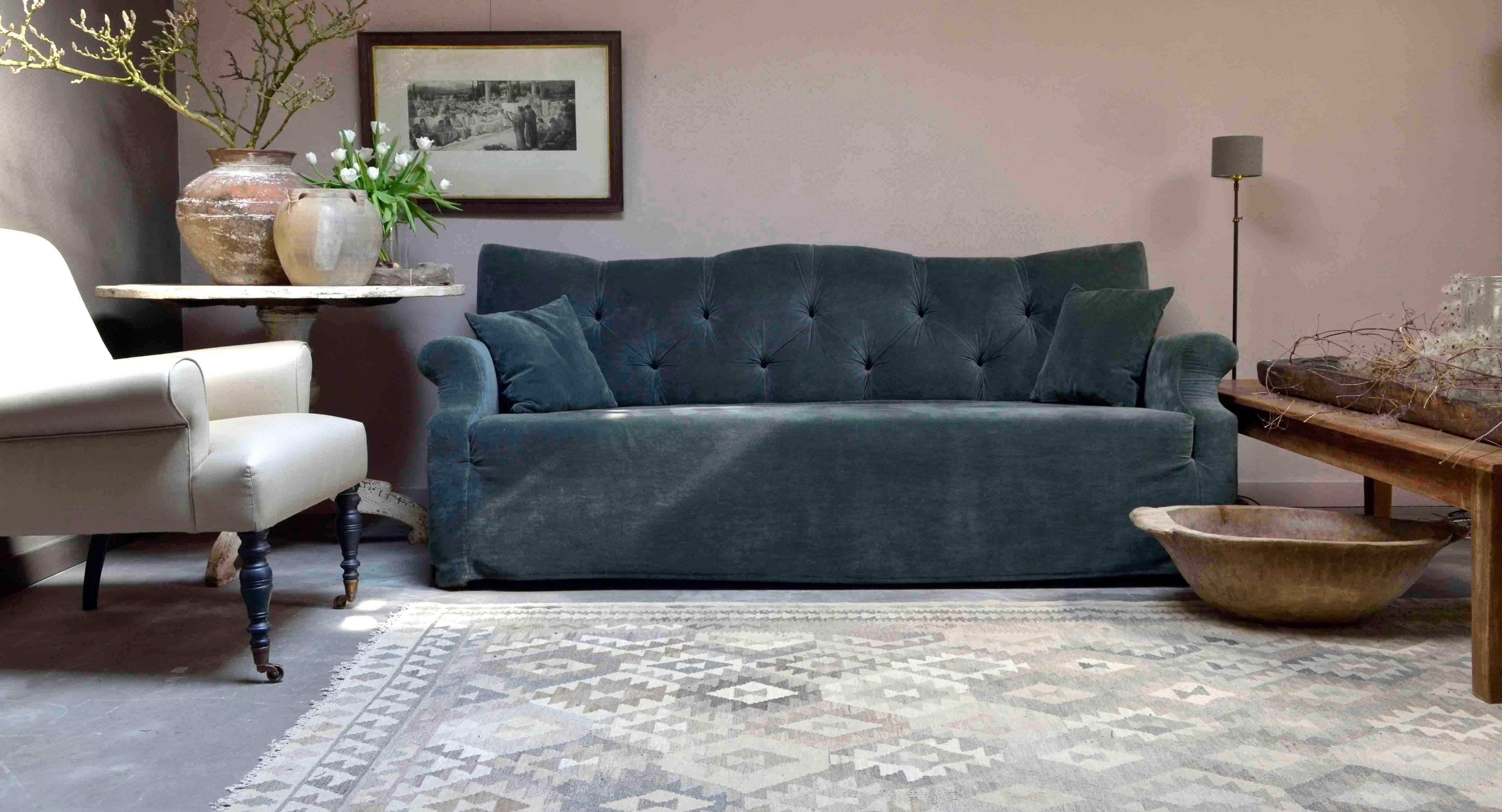 Zitmeubelen landelijke stijl comfort en kwaliteit in een for Zitmeubelen