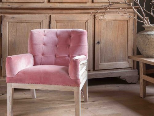 Fauteuil_Vintage_Pink