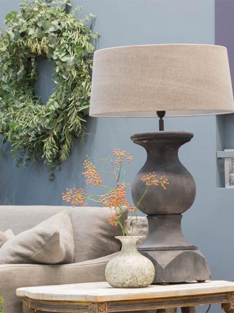 Frezoli Verona Tafellamp Hout